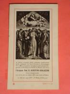 Serie AC  - E N°22 - S.ORSOLA E Compagne-S.PIETRO In CERRO, Piacenza  - Anno 1937- Santino - Santini