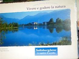 AUSTRIA SAALFELDEN Morgendliche Ruhe Am Ritzensee, Salzburger Land Natur Erleben Und Geniessen N1990 HJ3909 - Saalfelden