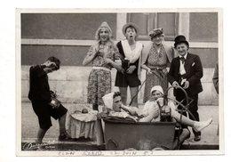 Orthez . Corso Elan Bearnais 1953 Ou 54. Mairie D'Orthez. Photo Originale Darnaudat. - Orthez