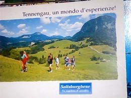 AUSTRIA GOLLIG  TENNENGAU VALLE SALZACH N1990 HJ3910 - Golling