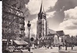 CPSM  PARIS EGLISE SAINT GERMAIN DES PRES - Chiese