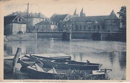 20 / 1 / 254. -  SARREBOURG   ( 57 ).  LES. BORDS  DE  LA  SARRE. - Sarrebourg