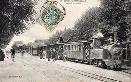 Lion Hermanville Arrivée Du Train - Autres Communes