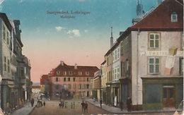 20 / 1 / 255 -  SAARGUEMÜND   ( SARREGUEMINE  57 ).  PLACE  DU  MARCHÉ - Sarreguemines