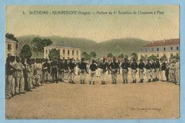TH0441  CPA  SAINT-ETIENNE-REMIREMONT (Vosges)   Fanfare Du 5e Bataillon De Chasseurs à Pied  +++++ - Saint Etienne De Remiremont