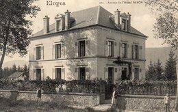 Eloyes Annexe De L'hotel Ravon - Francia