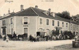 Eloyes  Hotel Ravion - Francia