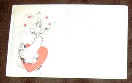 Solomko Art Nouveau PC - Jugend Postcard G. Hirth - Solomko, S.