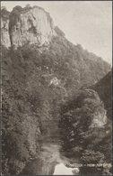 High Tor, Matlock, Derbyshire, C.1905 - Thomas Taylor Postcard - Derbyshire