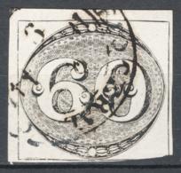 Brasile 1843 Y.T.2 O/Used F - Brésil