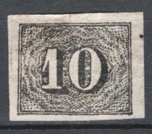 Brasile 1850 Y.T.11 */MH VF/F - Gebraucht