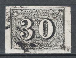 Brasile 1850 Y.T.13 O/Used VF/F - Usati
