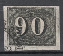 Brasile 1850 Y.T.15 O/Used VF/F - Usati