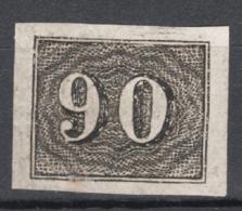 Brasile 1850 Y.T.15 */MH VF/F - Gebraucht