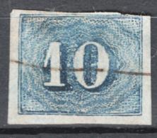 Brasile 1854 Y.T.19 O/Used VF/F - Brasilien