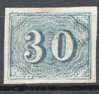 Brasile 1854 Y.T.20 O/Used VF/F - Gebraucht