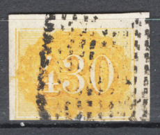 Brasile 1854 Y.T.22 O/Usec VF/F - Brasilien