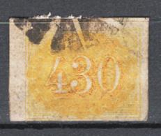 Brasile 1854 Y.T.22 O/Usec VF/F - Usati