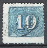 Brasile 1854 Y.T.19B O/Used VF/F - Gebraucht