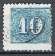 Brasile 1854 Y.T.19B O/Used VF/F - Usati