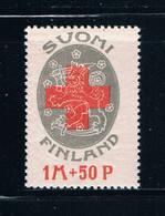 Finland B1 MNH Arms 1922 CV 1.25 (F0098)+ - Finland