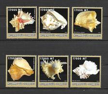 Mozambique 2002 Animals - Marine Life - Shells #1 MNH - Meereswelt