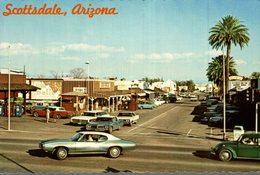 SCOTTSDALE ARIZONA - Scottsdale