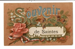 CPA-Carte Postale -France-Souvenir  De Saintes-1918   VM11667 - Saintes
