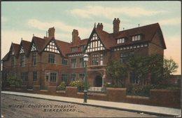 Wirral Children's Hospital, Birkenhead, Cheshire, C.1905-10 - Harrop's Postcard - Other