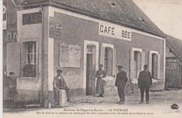 Environ De Nogent Le Rotrou  La Fourche Café Bée - Nogent Le Rotrou