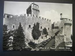 San Marino- Welterbe Seconda Torre - San Marino