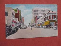 Main Street  Little Rock Arkansas  > Ref 3841 - Little Rock