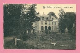 C.P. Braibant = Château  De HALLOY - Ciney