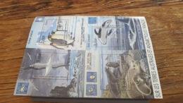 LOT 4872127 TIMBRE DE COLONIE TAAF  NEUF** LUXE  BLOC - Franse Zuidelijke En Antarctische Gebieden (TAAF)