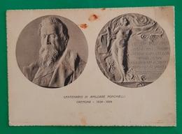 Cartolina Centenario Di Amilcare Ponchielli - Cremona - 1935 - Ohne Zuordnung