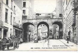 12/25      44   Nantes    Pont Sauvetout - Rue De L'arche Seche               (animations) - Nantes