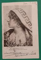 Cartolina Vincenzina Stirpe - Balia Di S. A. R. La Principessa Mafalda 1912 - Ohne Zuordnung