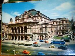 AUSTRIA OPERA HOUSE  TEATRO  THEATER  AUTO CAR  AUTOBUS N1965 HJ3918 - Altri