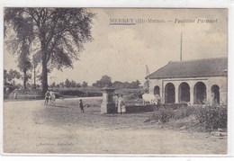 Haute-Marne - Merrey - Fontaine Paramel - France
