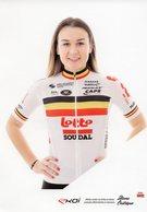 Cyclisme, Alana Castrique, Ekoï - Cyclisme