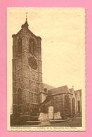 C.P. Braine-le-Comte = Eglise Et  Monument  Aux  Morts - Braine-le-Comte