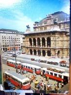 AUSTRIA WIEN. VIENNA. OPERA TEATRO  THEATER TRAM   N1970 HJ3924 - Altri