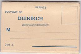 SOUVENIR DE DIEKIRCH - SERIE 2 - Diekirch