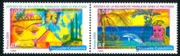 NOUV.-CALEDONIE 2004 - Yv. 932 Et 933 **   Faciale= 1,68 EUR - Recherche Française (2 Val. Se Tenant)  ..Réf.NCE25564 - New Caledonia