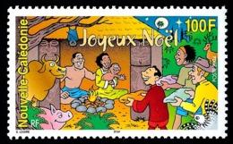 NOUV.-CALEDONIE 2004 - Yv. 936 **   Faciale= 0,84 EUR - Noël  ..Réf.NCE25567 - New Caledonia