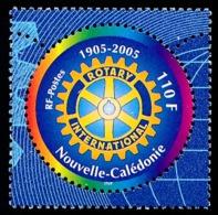 NOUV.-CALEDONIE 2005 - Yv. 938 **   Faciale= 0,92 EUR - Rotary Club  ..Réf.NCE25570 - New Caledonia