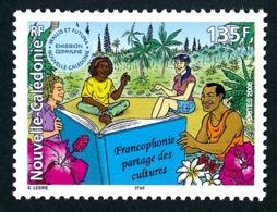NOUV.-CALEDONIE 2005 - Yv. 939 **   Faciale= 1,13 EUR - Francophonie, Partage Des Cultures  ..Réf.NCE25571 - New Caledonia