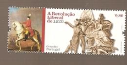 Portugal  ** & The Liberal Revolution, Horse, 1820-2019 (1594) - Pferde