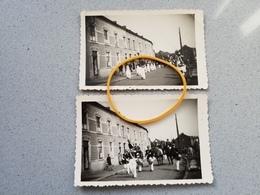 2 Photo Originale De Marcheurs Marche  A Identifier - Ohne Zuordnung