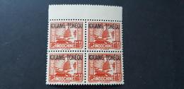 Kouang Tcheou Yvert 99** Bloc De 4 - Kouang-Tcheou (1906-1945)